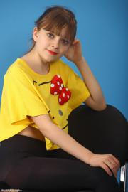 Silver-Stars Lauren - Black Tights 1 x144 - 3000x2000 px