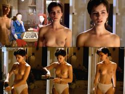 "Kate Beckinsale Video Su Único Desnudo En ""Uncovered"" (1995)"