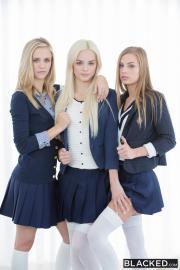 Elsa jean, rachel james and sydney cole